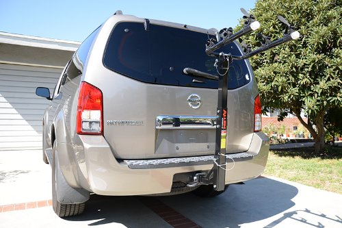 Allen Sports Deluxe 3-Bike Hitch Mount Bike Rack 2