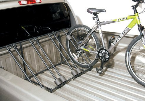 Heininger Automotive 2025 Advantage Sports Bike Rack for Truck Bed